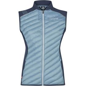 La Sportiva Aria Vest Dames, pacific blue/opal